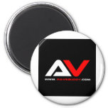 rave-buddy-vector.png imán para frigorifico