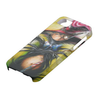 Rave Cat Pool Shooter iPhone SE/5/5s Case
