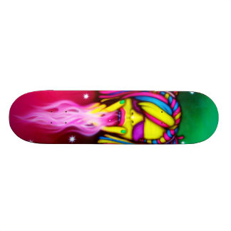Rave Girl - Skate Deck