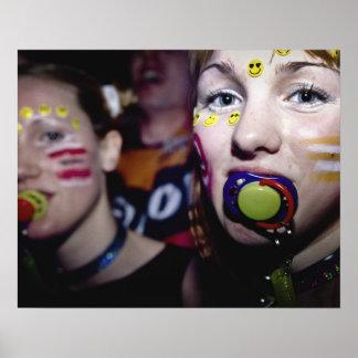 Rave Girls Poster