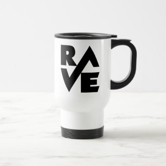 Rave Travel Mug