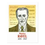 Ravel Post Card