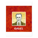 Ravel Post Cards