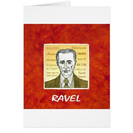 Ravel Tarjetón