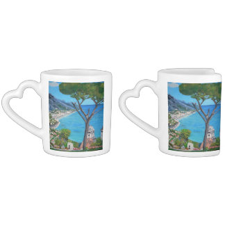 Ravello, Coffee Mug Set