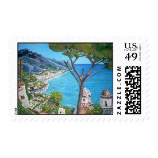 Ravello, Italy - Postage