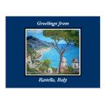 Ravello, Italy Postcard