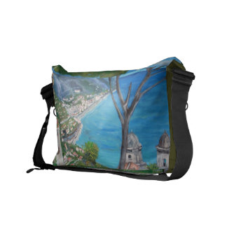 Ravello - Rickshaw Messenger Bag