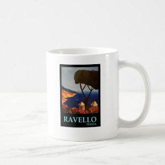 Ravello Salerno Italy View of Amalfi Coast Coffee Mug