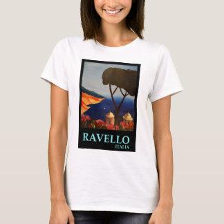 Ravello Salerno Italy View of Amalfi Coast T-Shirt