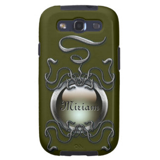 Raven 1 Case-Mate Case Samsung Galaxy S3 Covers