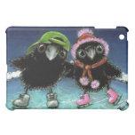 Raven and his girlfriend iPad mini covers