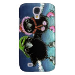 Raven and his girlfriend samsung galaxy s4 cases