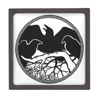 Raven Art Boxes First Nations Art Gift Boxes Premium Jewelry Boxes