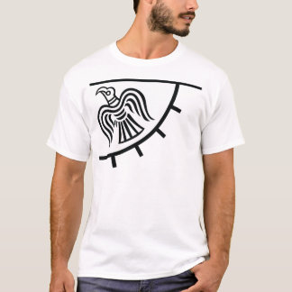 Raven Banner (Viking Flag) T-Shirt