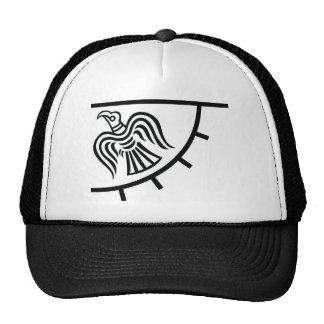 Raven Banner (Viking Flag) Trucker Hat