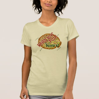 Raven Boys' Pizza Shirt