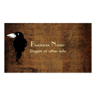 Raven Business Cards