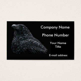 Raven Business Card
