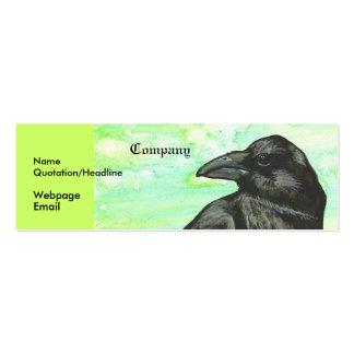 Raven Business Card Templates