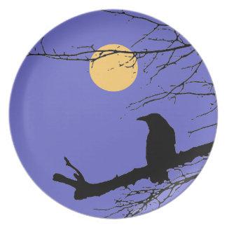 Raven by Alexandra Cook aka Linandara Dinner Plate