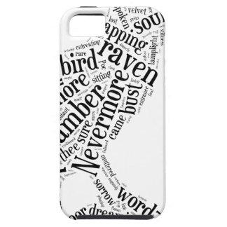 Raven by Edgar Allan Poe iPhone SE/5/5s Case