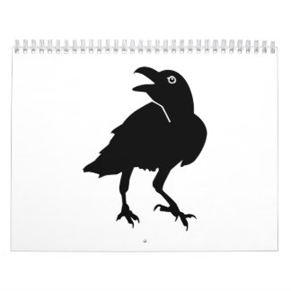 Raven Calendar