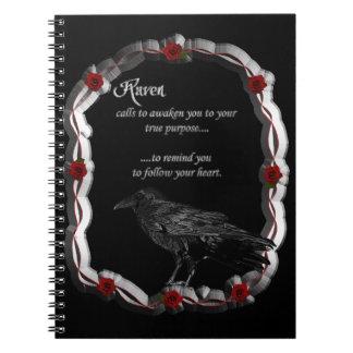Raven Calling Notebook