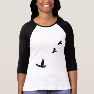 Raven & Common Grackles Birdlovers Gift T-Shirt