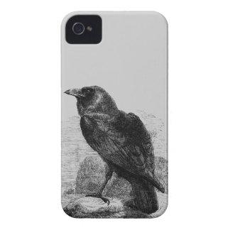 Raven Corvus iPhone 4 Case