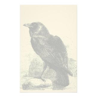 Raven Corvus Stationery