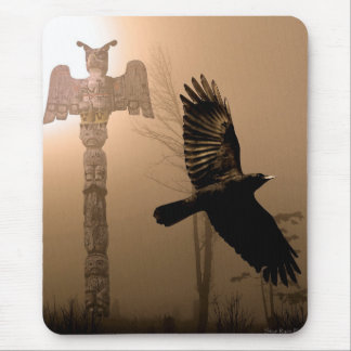 Raven & Crow Series Mouse Mat