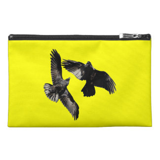 Raven Dance Travel Accessory Bag