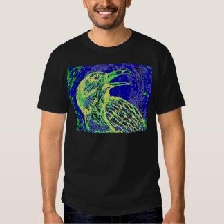 raven day glow tee shirts