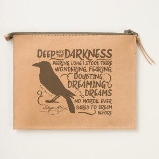 Raven (Deep Into That Darkness) by Edgar Allan Poe