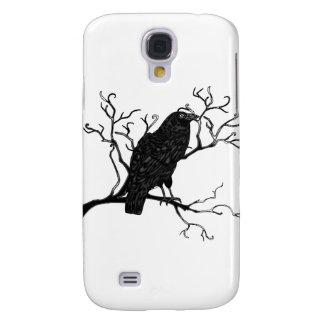 Raven Design Samsung Galaxy S4 Cover