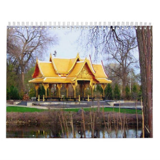 Raven Fabal's Beautiful World Calendar