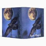 Raven Fantasy Album 3 Ring Binders