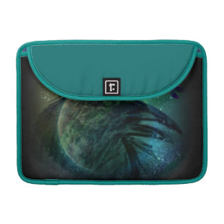 Raven Fantasy Dream bird macbook sleeve