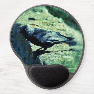 Raven Gel Mousepad