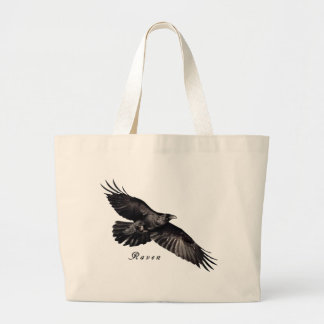 Raven Gifts Canvas Bags