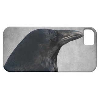 Raven Glamour Shot iPhone 5 Covers
