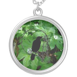 Raven Goldenseal Necklace