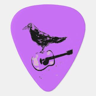 raven guitar song guitar pick