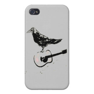 raven guitar song iPhone 4/4S case