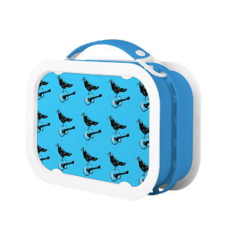raven guitar song lunch box