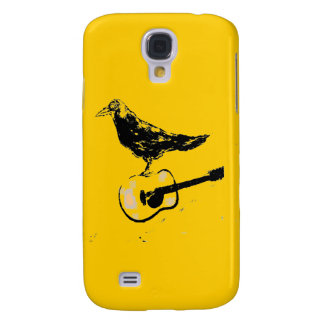 raven guitar song samsung galaxy s4 case