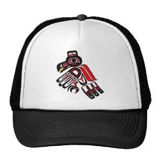 raven haida 2009 trucker hat
