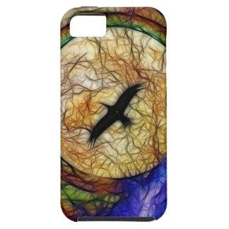 Raven Hawk iPhone SE/5/5s Case