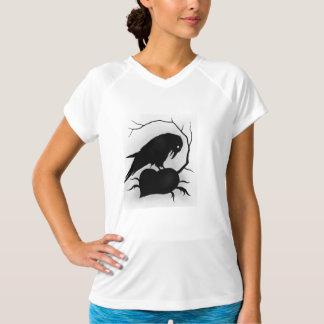 Raven&heart T-shirt